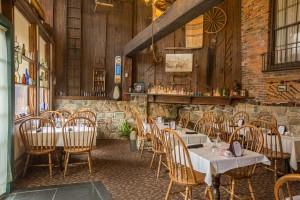 The Glen Rock Mill Inn Fountain Room