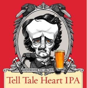 label tell tale heart
